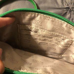 Michael Kors Bags - Michael Kors Green Crossbody